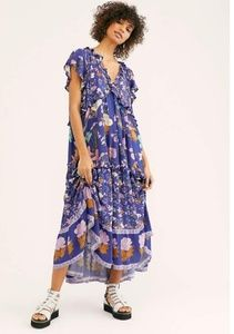 NWT Spell And The Gypsy Wild Bloom Dress XXL